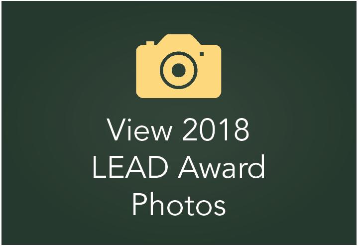 View 2018 LEAD Award photos