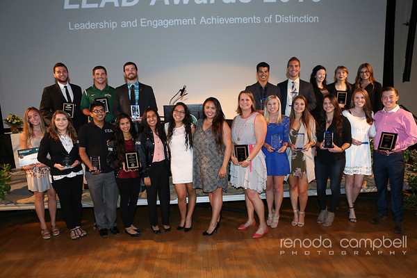 2016 LEAD Awards Recipients