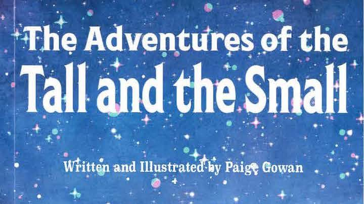 The Adventures of The Tall and the Small Book Cover