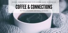 Coffee and Connections LSAMP events