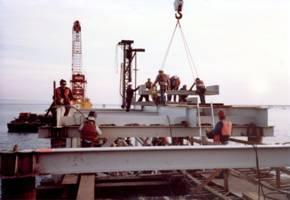 Rebuilding the Pier