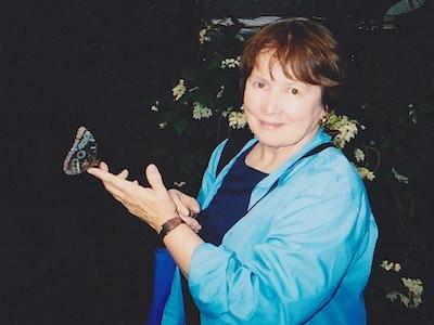 Professor Emeritus Jean (Jeannie) Marie McDill