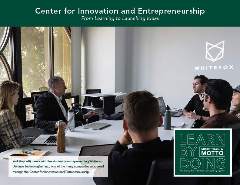 Center for Innovation and Entrepreneurship thumbnail