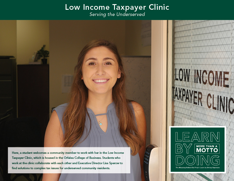Low Income Tax Clinic thumbnail