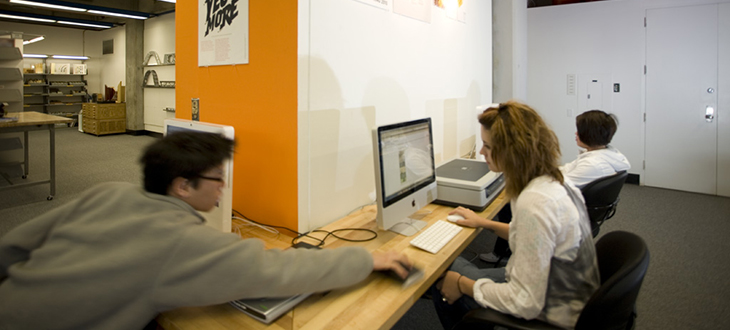Space to Work, Research, Collaborate