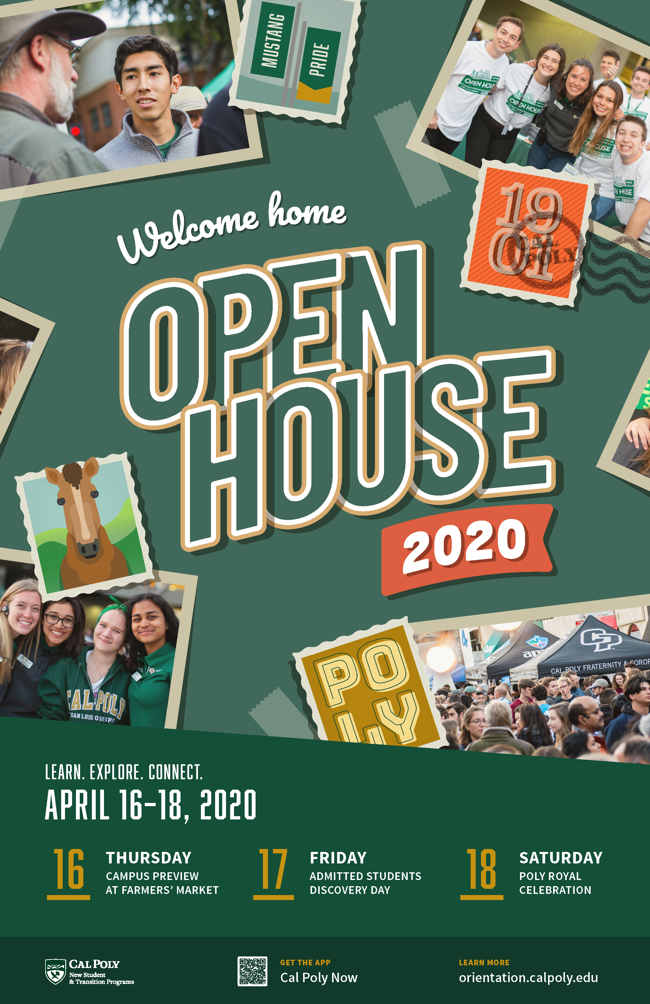 Open House 2019 Poster