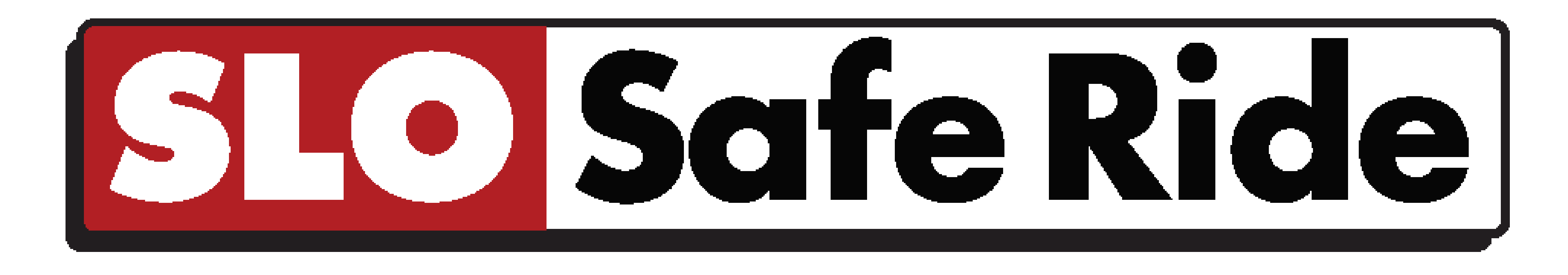 SLO Safe Ride Logo