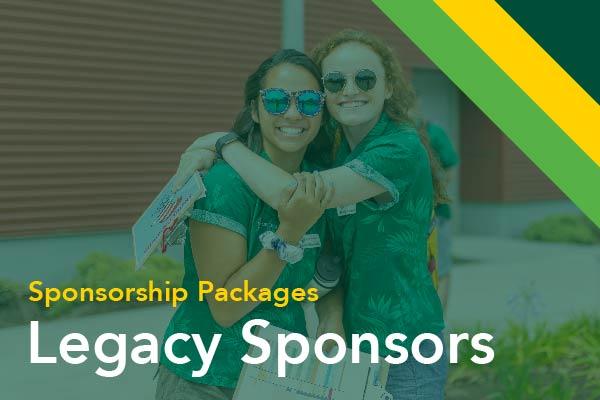 Legacy Sponsors Sponsorship Packages