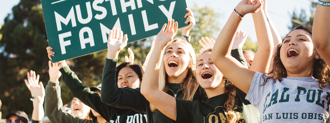 Welcome to Cal Poly Orientation!