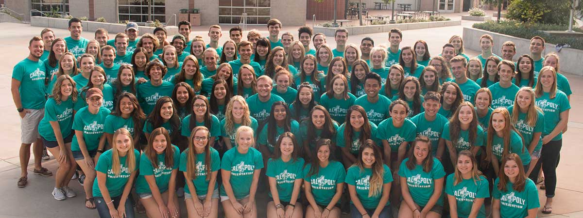 Apply to be a part of Summer Orientation Staff!