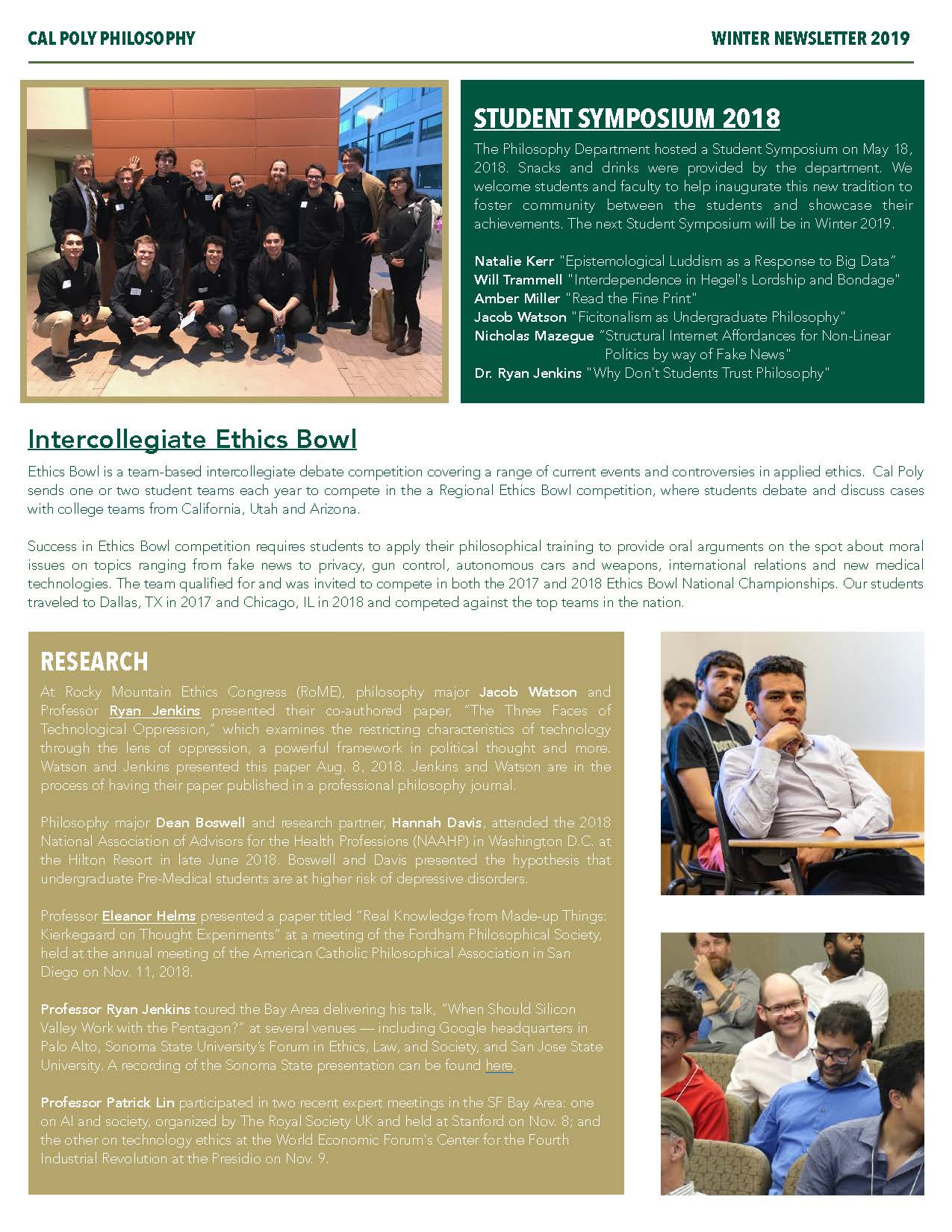 winter 2019 newsletter page 2