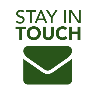 Stay in Touch!