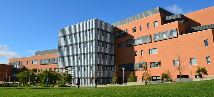 The Warren J Baker Center for Science and Mathematics
