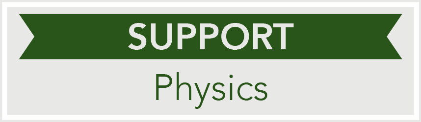 Support Physics