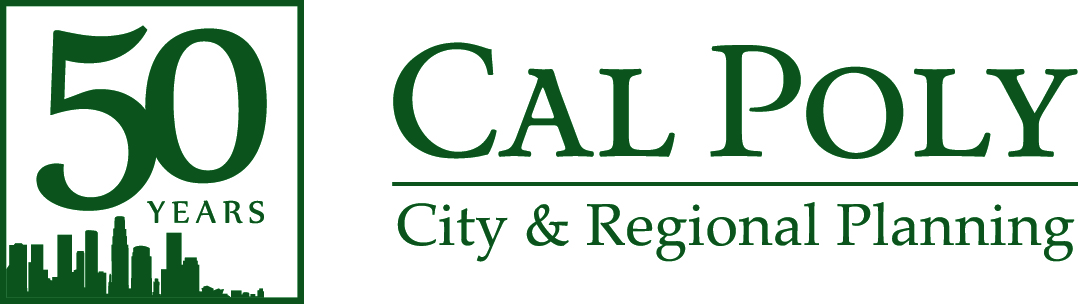 Crp 50th Anniversary City Regional Planning Cal Poly San
