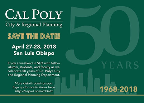 Save the Date for our 50th Anniversary Celebration