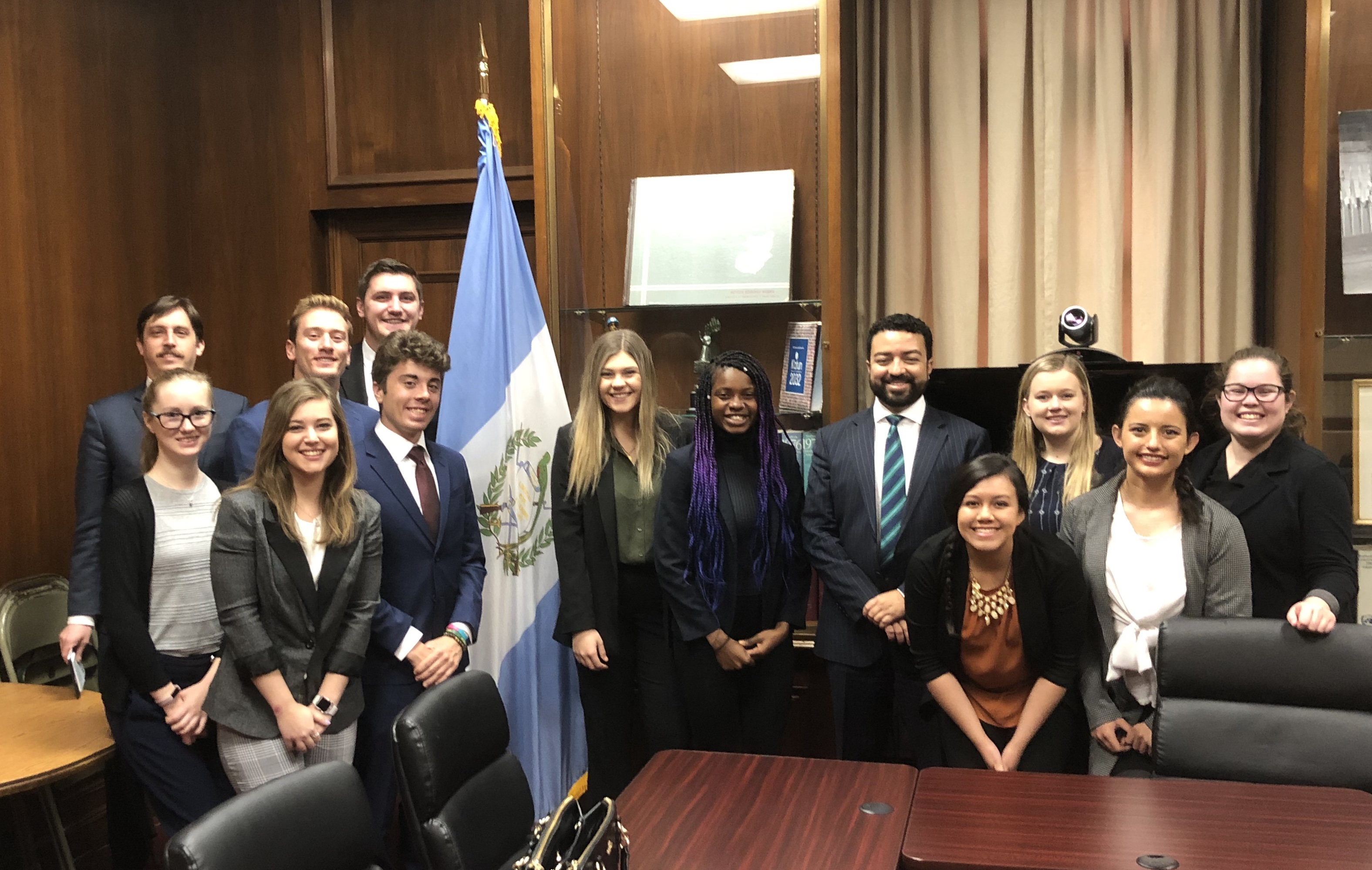 Cal Poly Model United Nations 2019