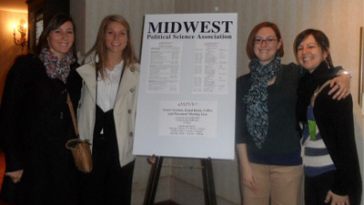 Students at Midwest Conference
