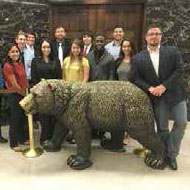 MPP students in Sacramento