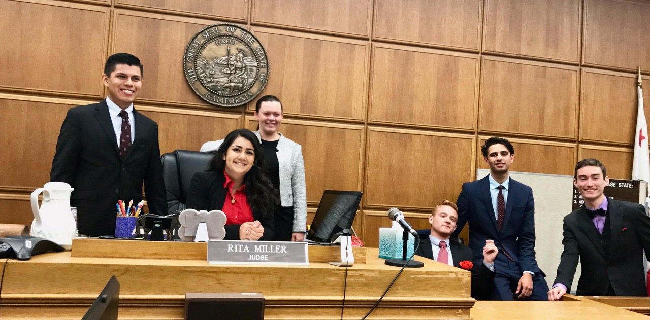 Cal Poly Mock Trial 2017