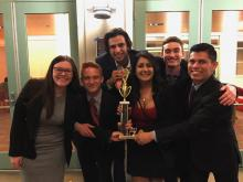 Cal Poly Mock Trial A Team