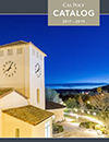 cover of 2017-2019 catalog