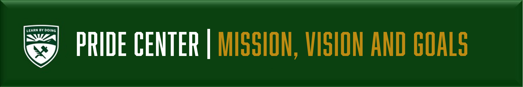 Mission, Vision, and Goals Banner