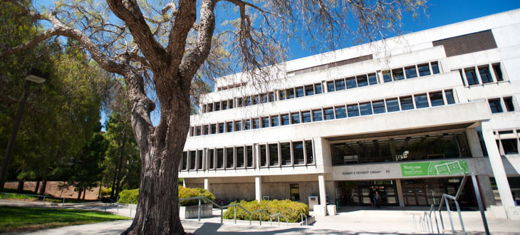 Cal Poly's Kennedy Library