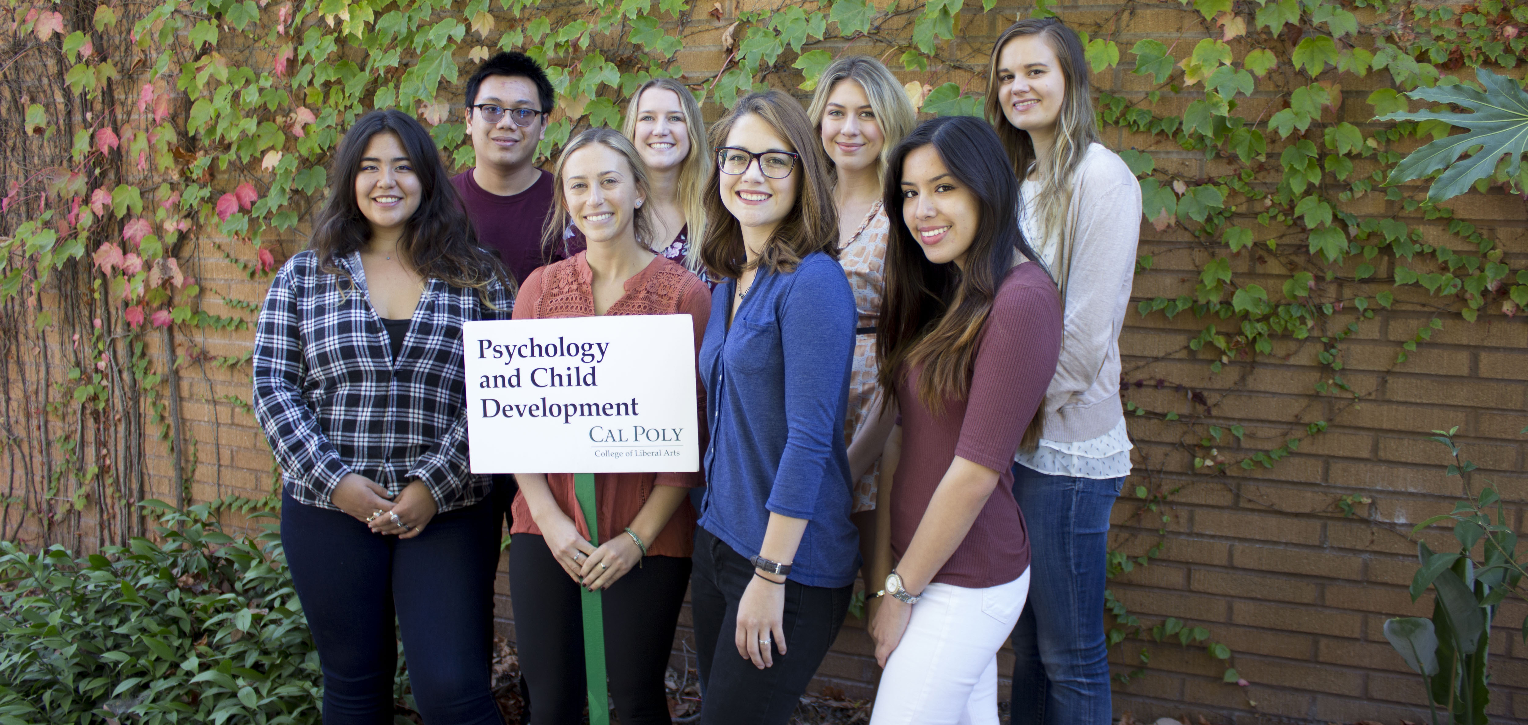 Cal Poly Psychology & Child Development Student Advisory Committee 2017-18