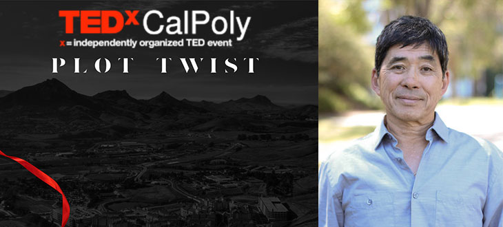 Professor Ryujin spoke at TED X Cal Poly