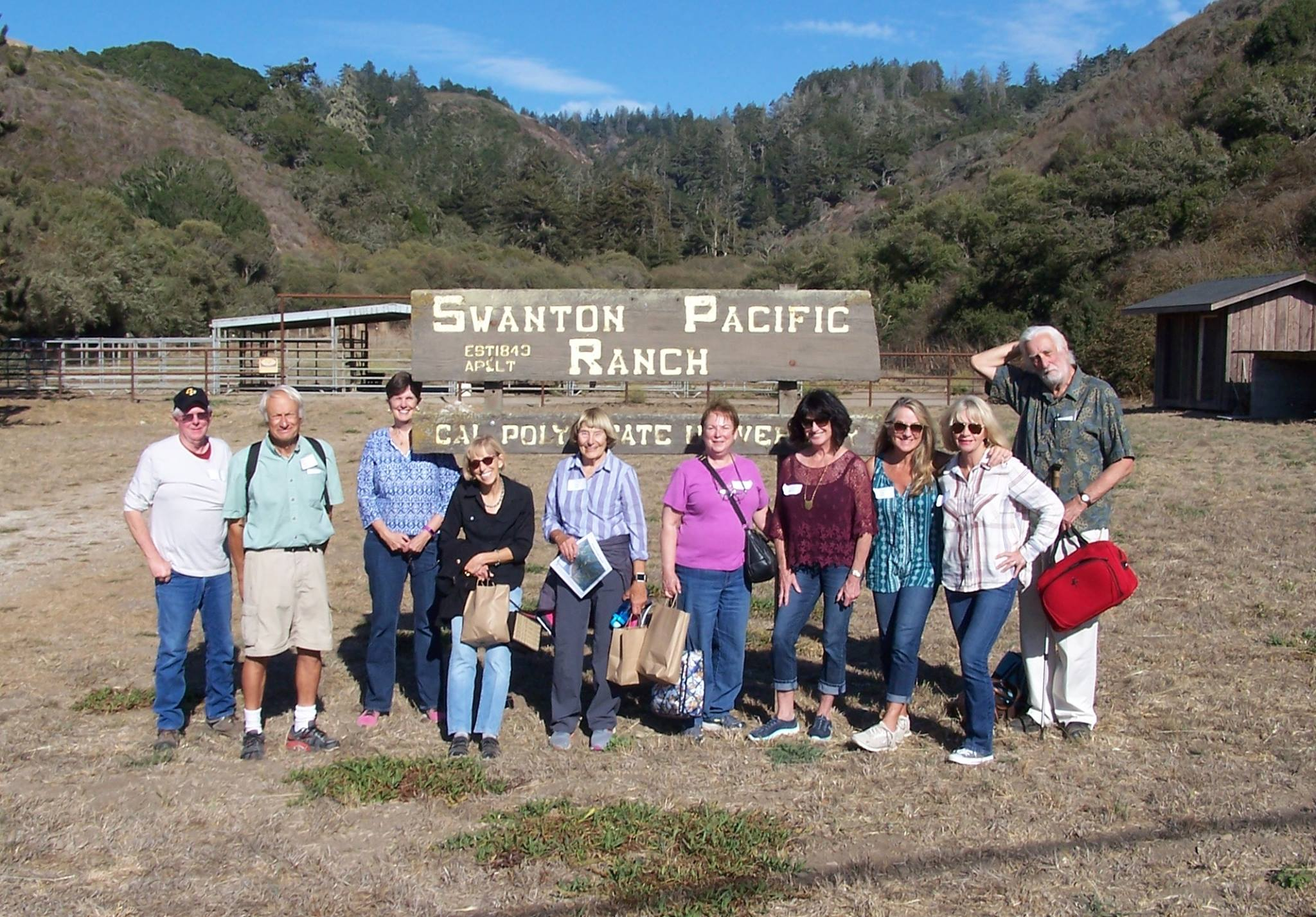 RFSA Members visited Swanton Ranch in 2016