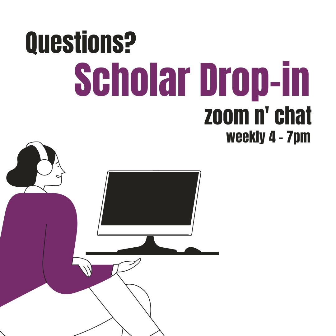 Scholar Drop-in