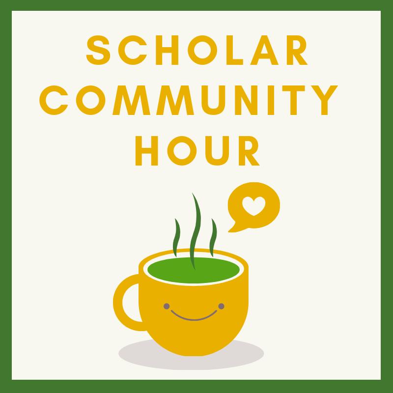 Scholar Community Hour