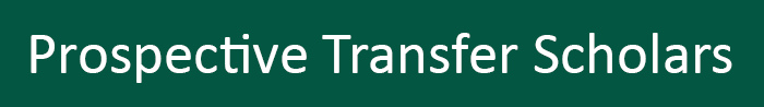 Prospective Transfer Scholars