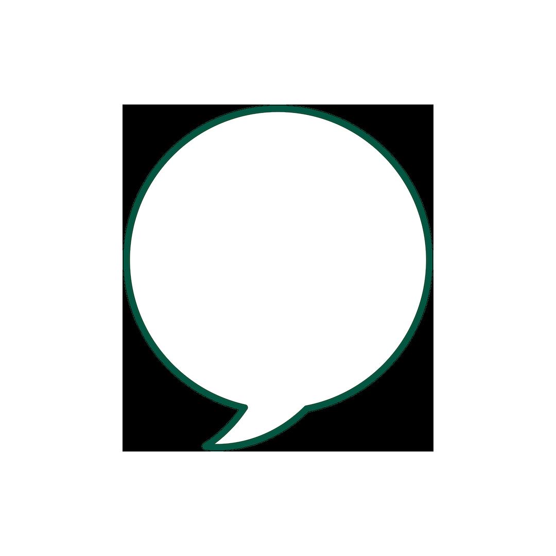 chat bubble image