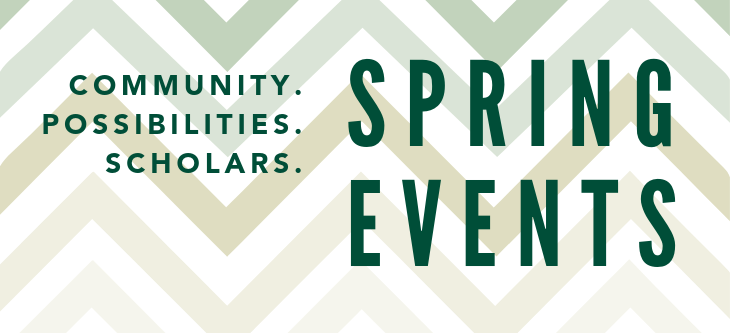 Spring events image