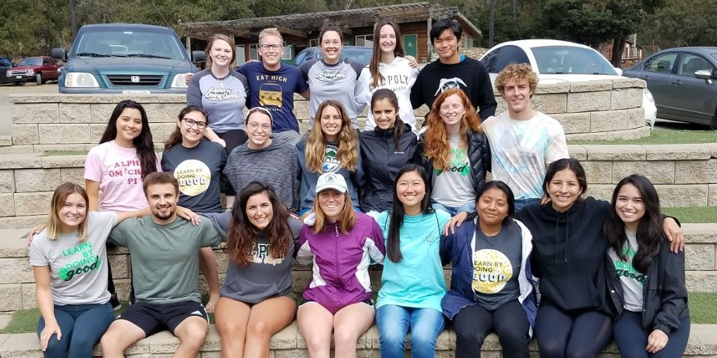 Student Community Services Center For Service In Action Cal Poly