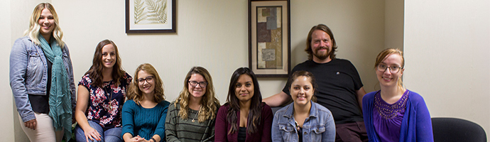 SLO Counseling Clinic Staff