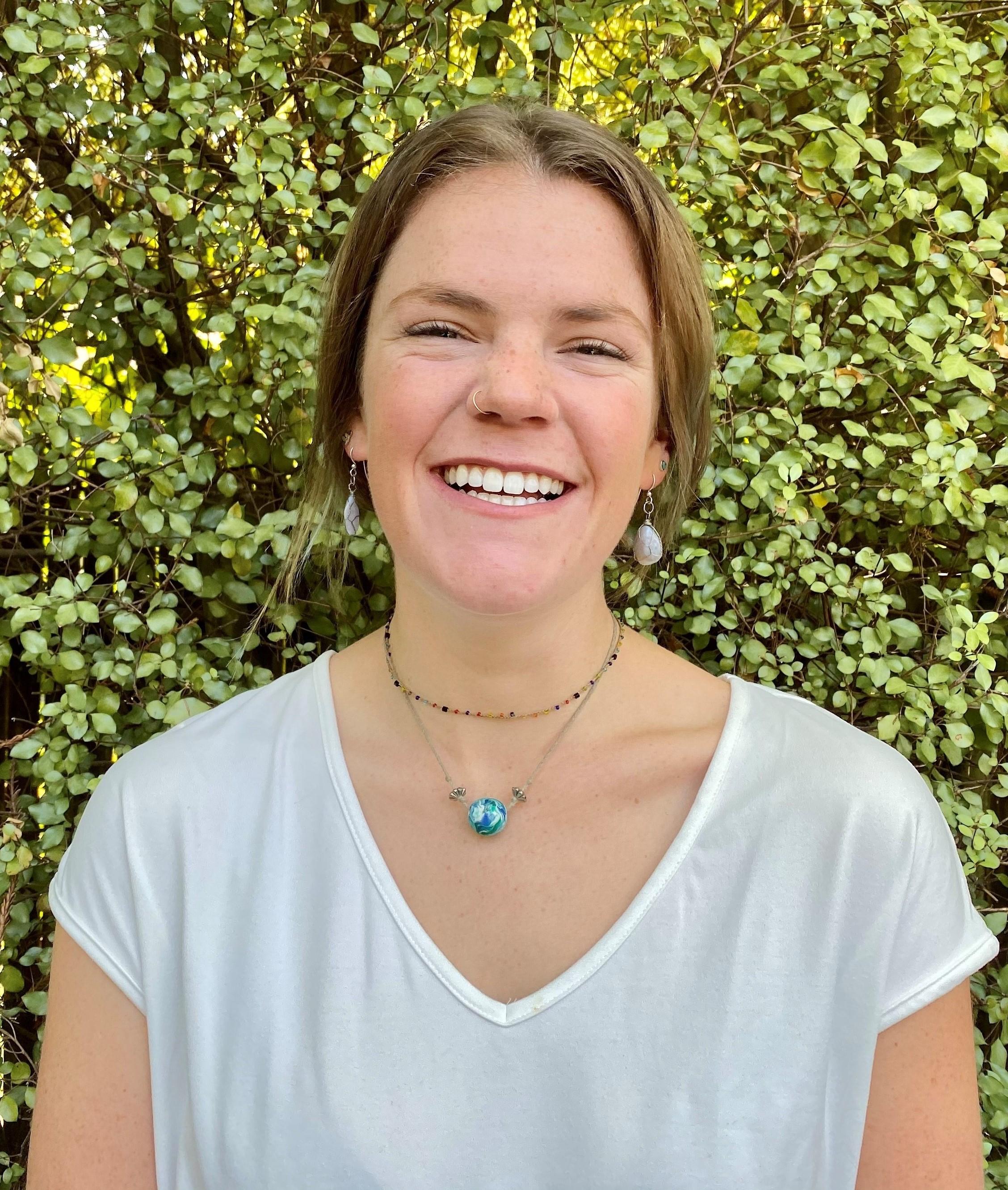 Portrait of Abigail Craig