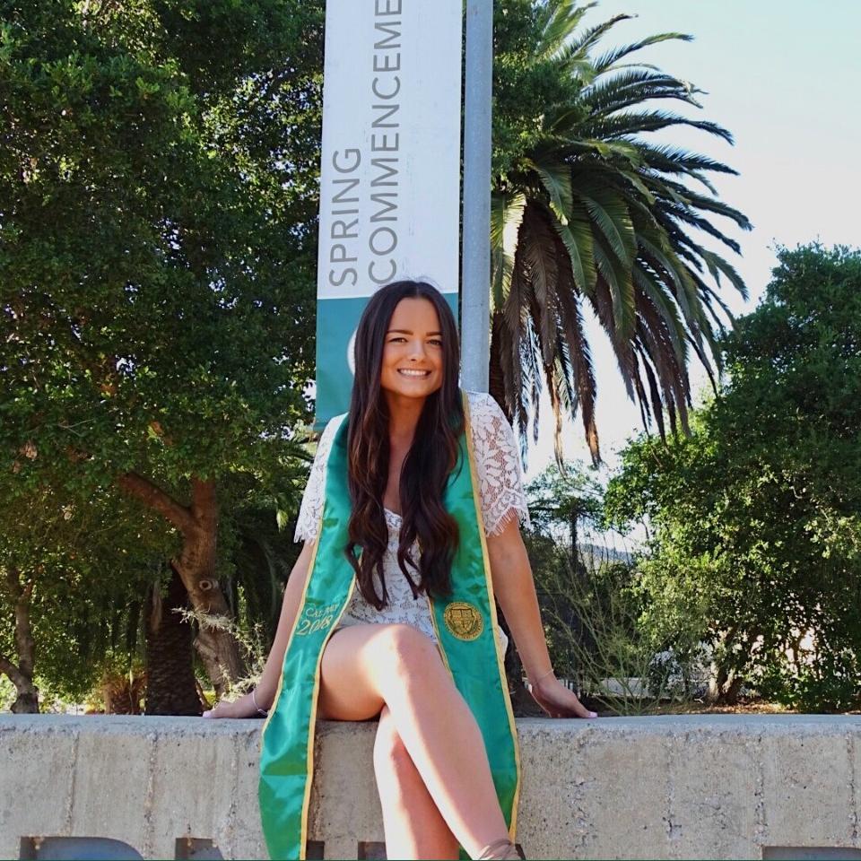 Maddy Hosick, Social Sciences alumna
