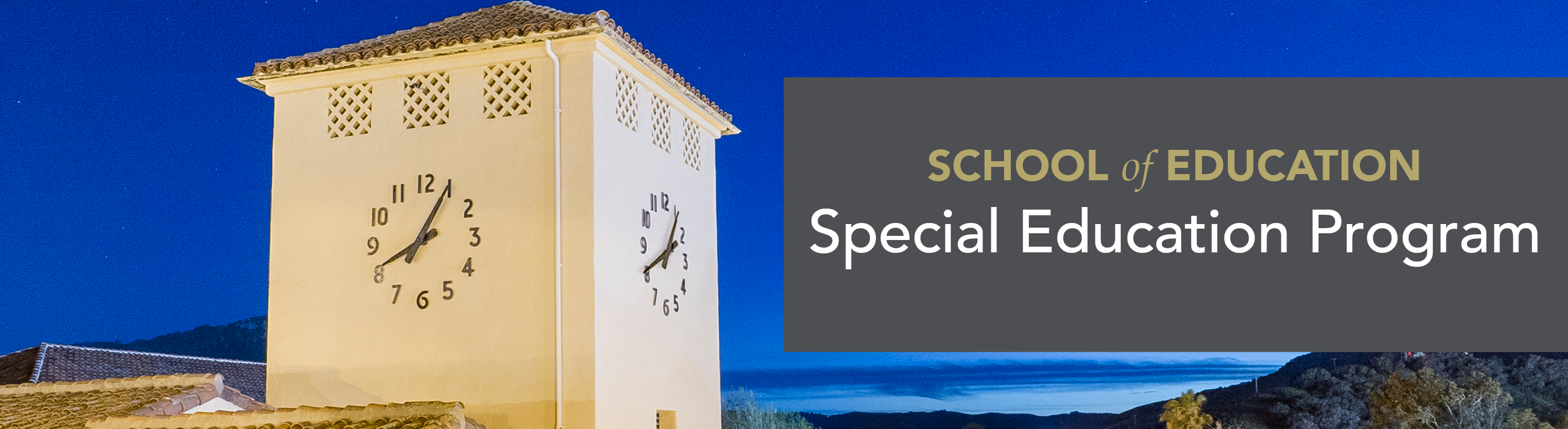 Special Education Program Review Launchpad School Of Education