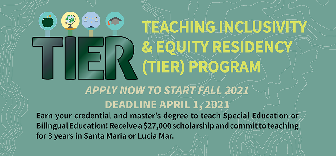 Earn your credential and master's degree to teach Special Education or Bilingual Education!