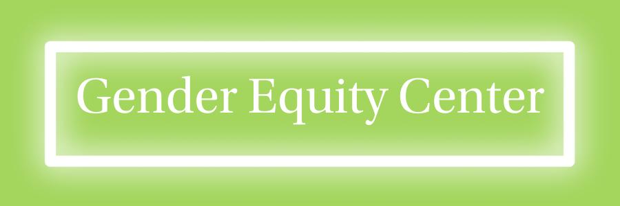 Gender Equity Center