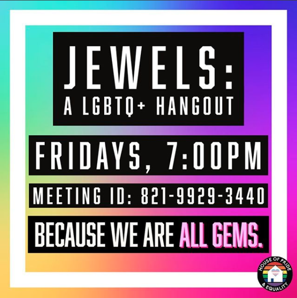 821-9929-3440 Because we are all gems.