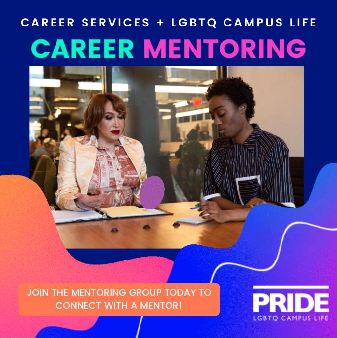 Pride Career Mentoring Program