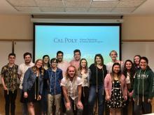 STS Minor Program Graduates-Spring 2018
