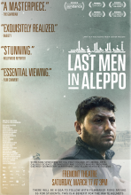 Firas Fayyad's Last Men in Aleppo Screening with Q&A