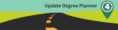 update degree planner