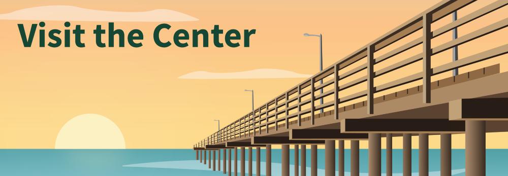 Visit the Center Banner