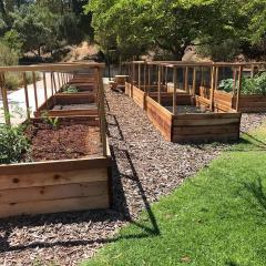 Cal Poly Food Pantry Community Garden